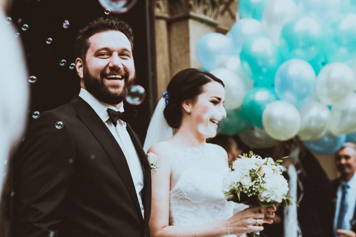 Großartige Hochzeit in Düsseldorf